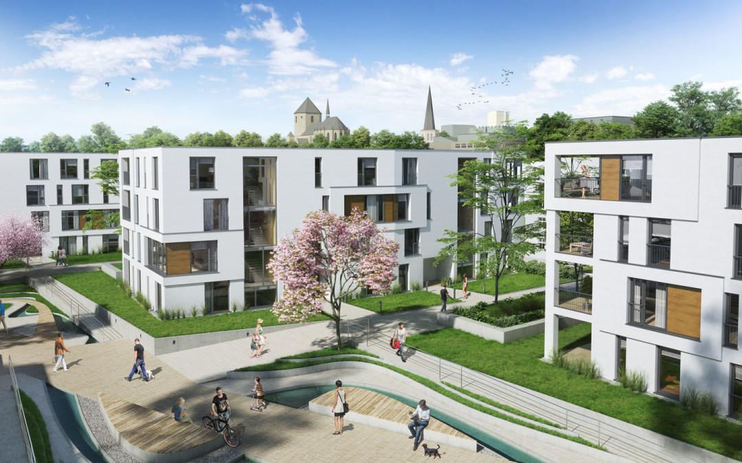Roermonder Höfe: Ein Projekt genau zur richtigen Zeit