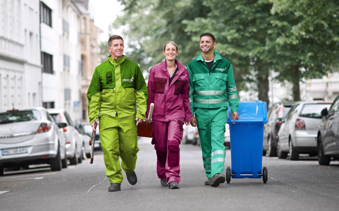 Der Bürger mags sauber, sicher und grün