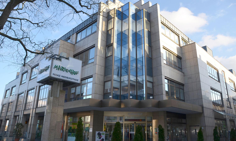 Berufliche Rehabilitation Kunftig Im Marienhof Wirtschaftsstandort