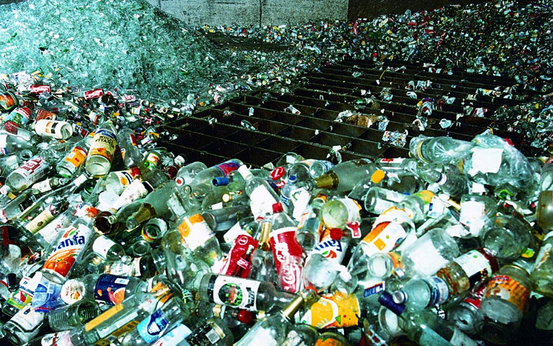 Glasklare Sache: EGN-Tochter Gerke sammelt das Altglas im Kreis Viersen
