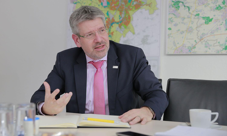 Interview, Dr. Ulrich Schückhaus, EWMG, WFMG