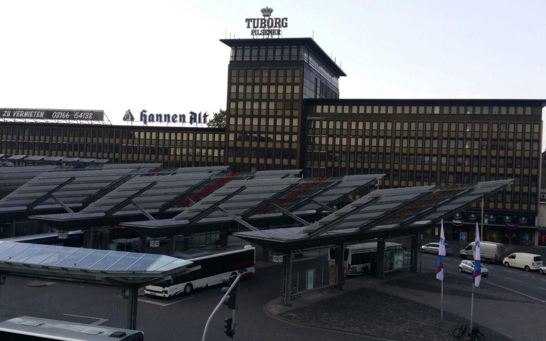 Attraktive Visitenkarte für Mönchengladbach
