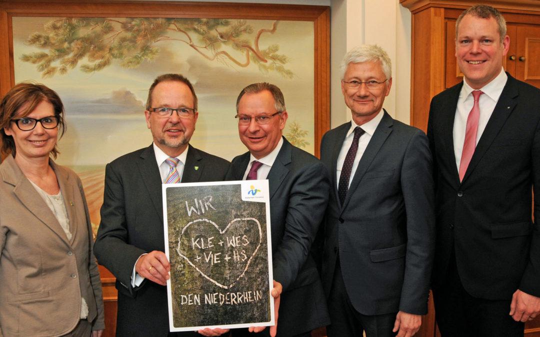 Tourismusregion Niederrhein immer beliebter
