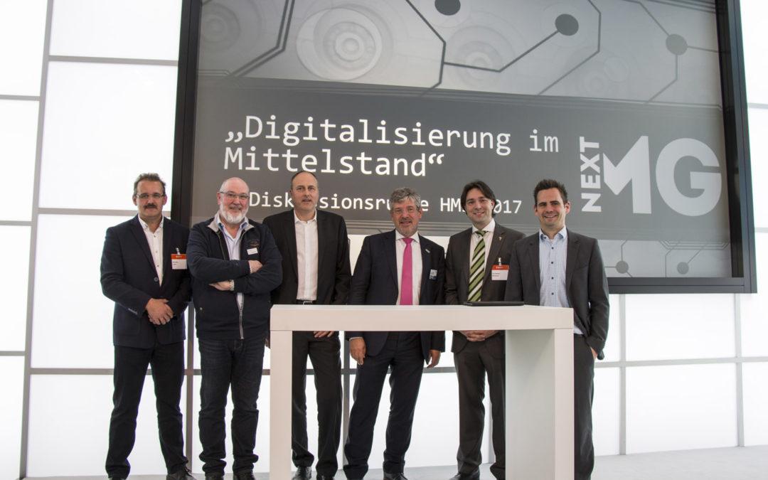 Mönchengladbacher Firmen auf der Hannover Messe