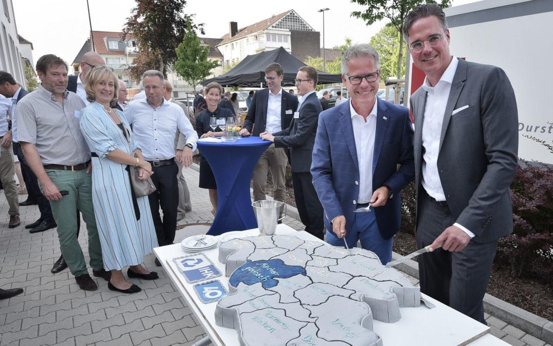 Jubiläum, Leitbild und Europa-Programm