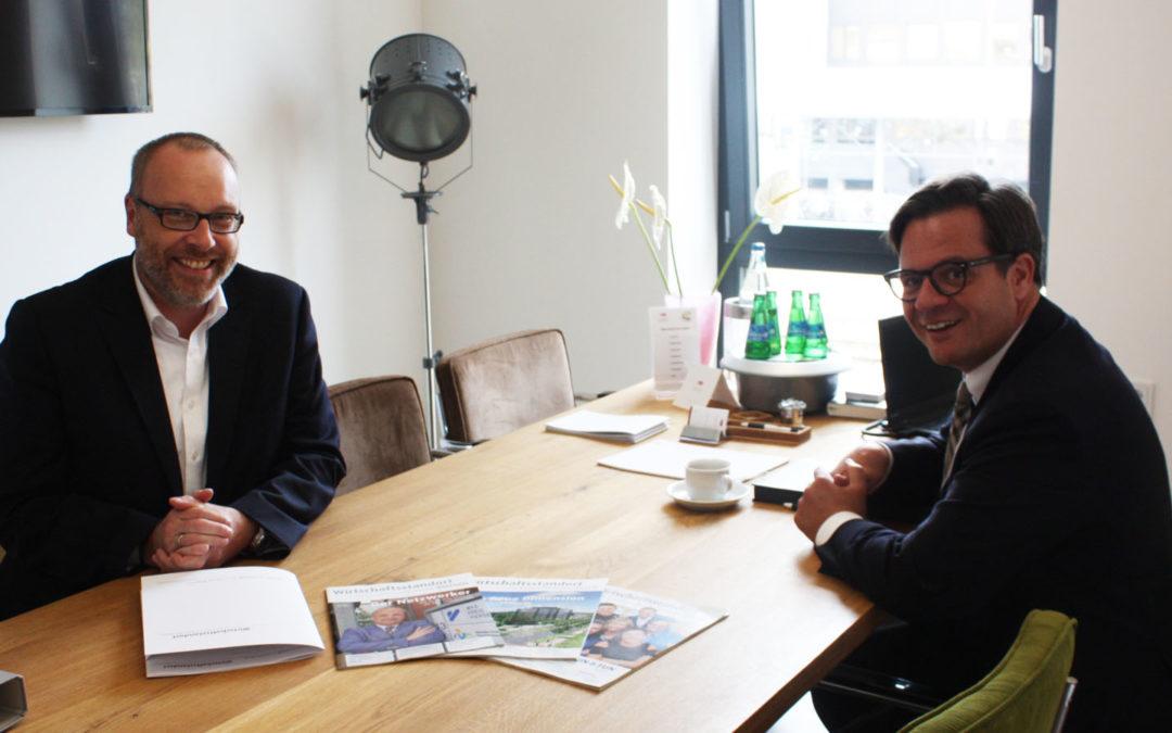 Latzel Steuerberater: Kooperation mit dem Wirtschaftsstandort Niederrhein