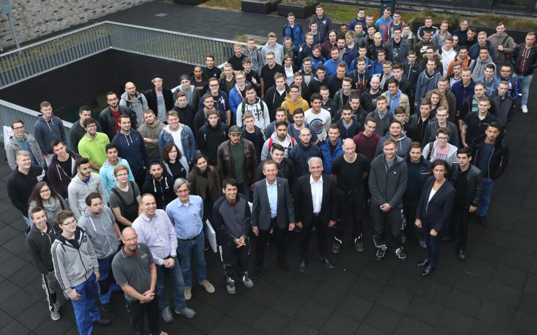 440 neue Azubis im Mönchengladbacher Handwerk