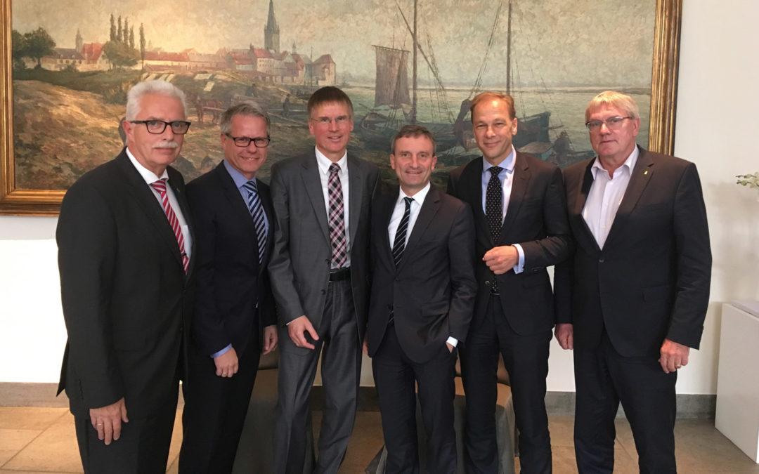 Dr. Ernst Grigat neuer Geschäftsführer der Metropolregion Rheinland