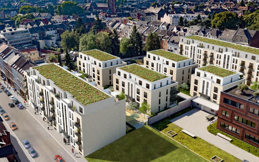 Neuhof-Quartier: Heimatgefühle in Eicken