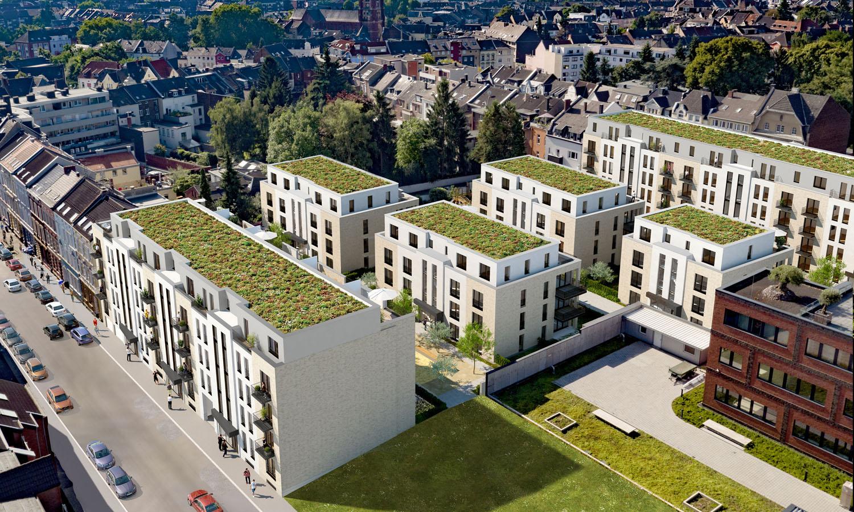 Neuhof-Quartier: Heimatgefühle in Eicken   Wirtschaftsstandort ...