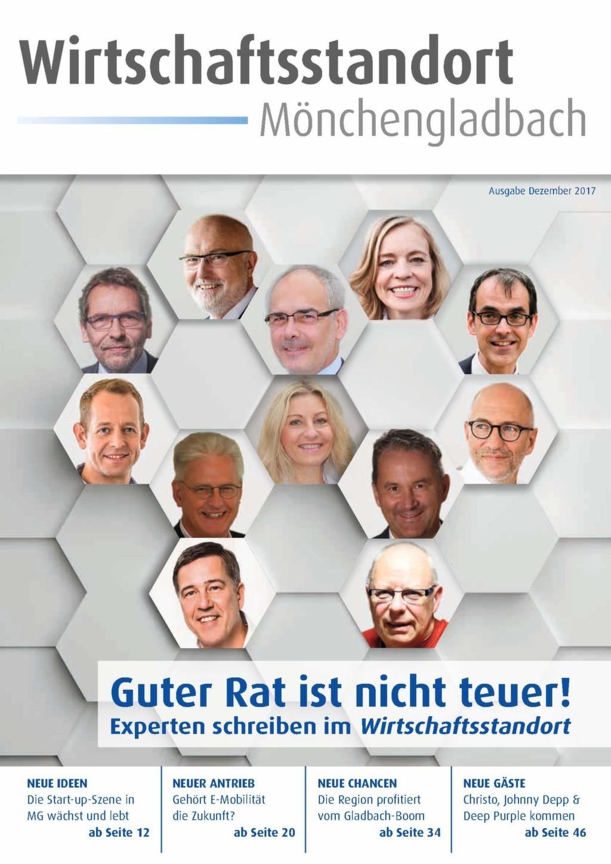 Wirtschaftsstandort Mönchengladbach Frühjahr 2017