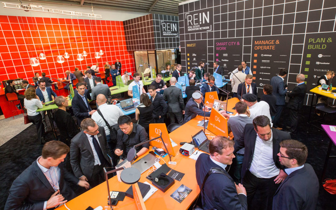 EXPO REAL erneut Bühne fürReal Estate Start-ups