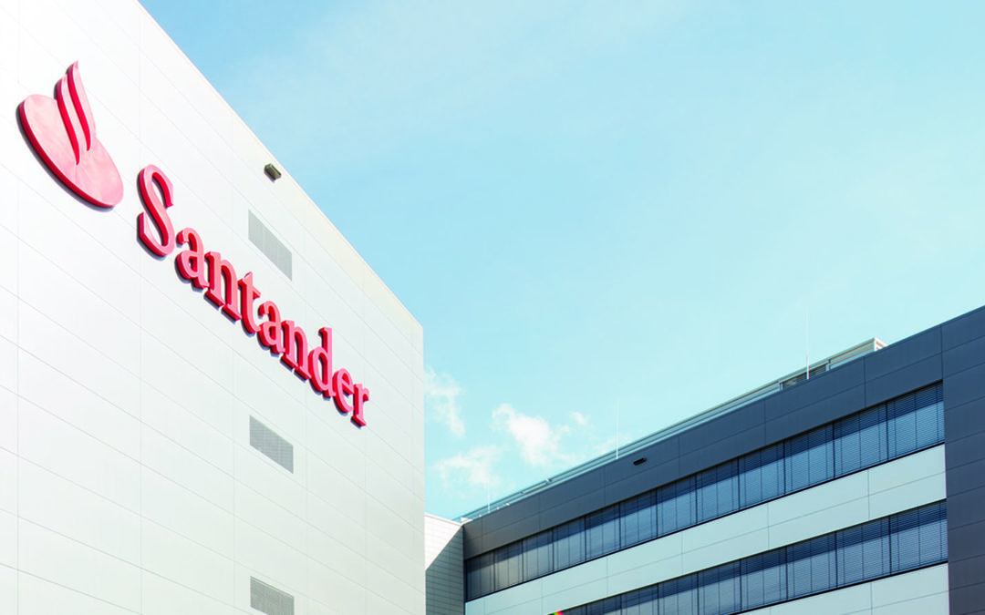 "Santander unter den ""Top Employers 2018"""