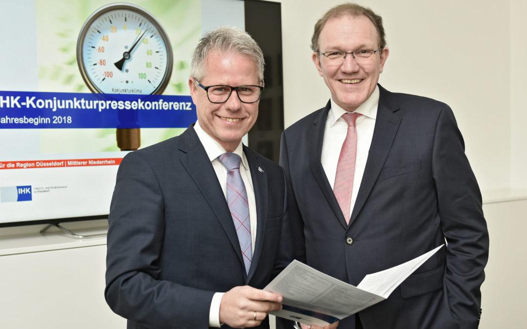 IHK: Gute Geschäftslage in Mönchengladbach