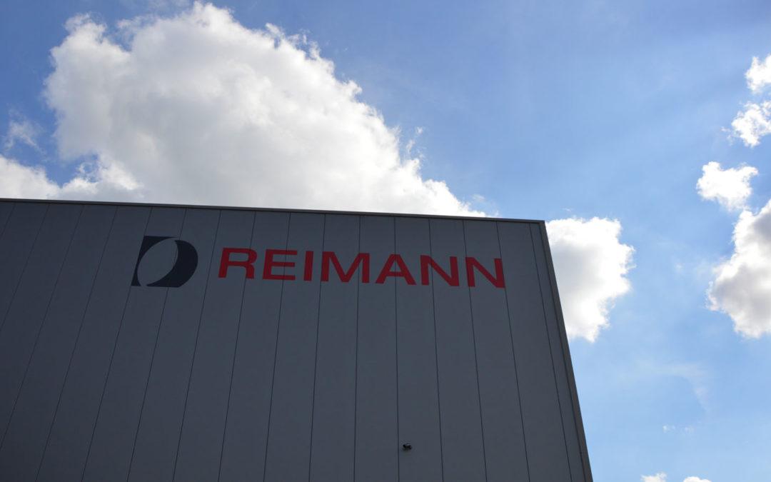 Reimann: neue Halle für Ofensanierung