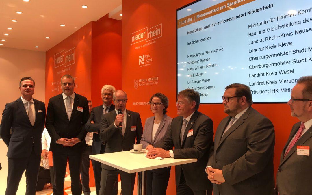 Expo Real: Mönchengladbach lockt Investoren