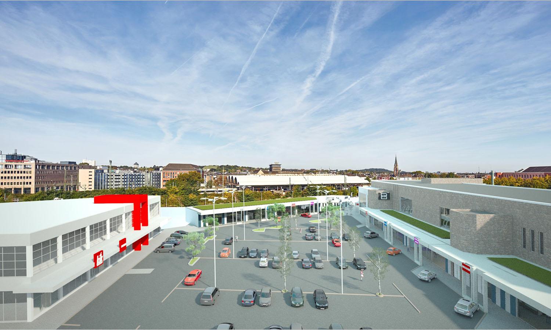 Gladbach Center Als Neue Visitenkarte Wirtschaftsstandort
