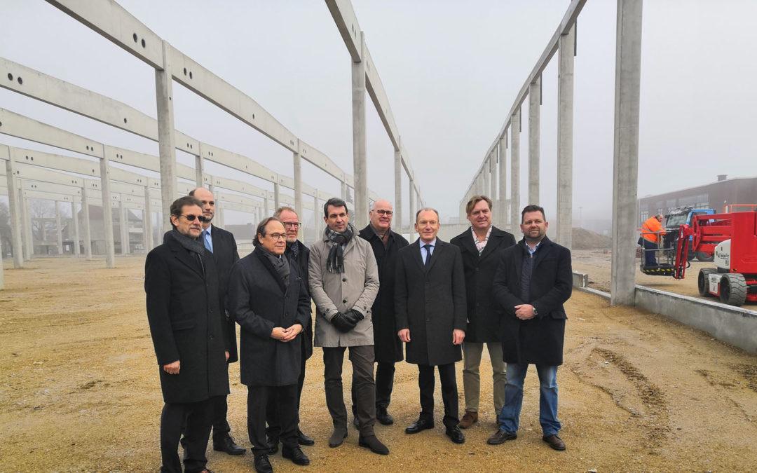Niederländer sorgen für Luftsprünge