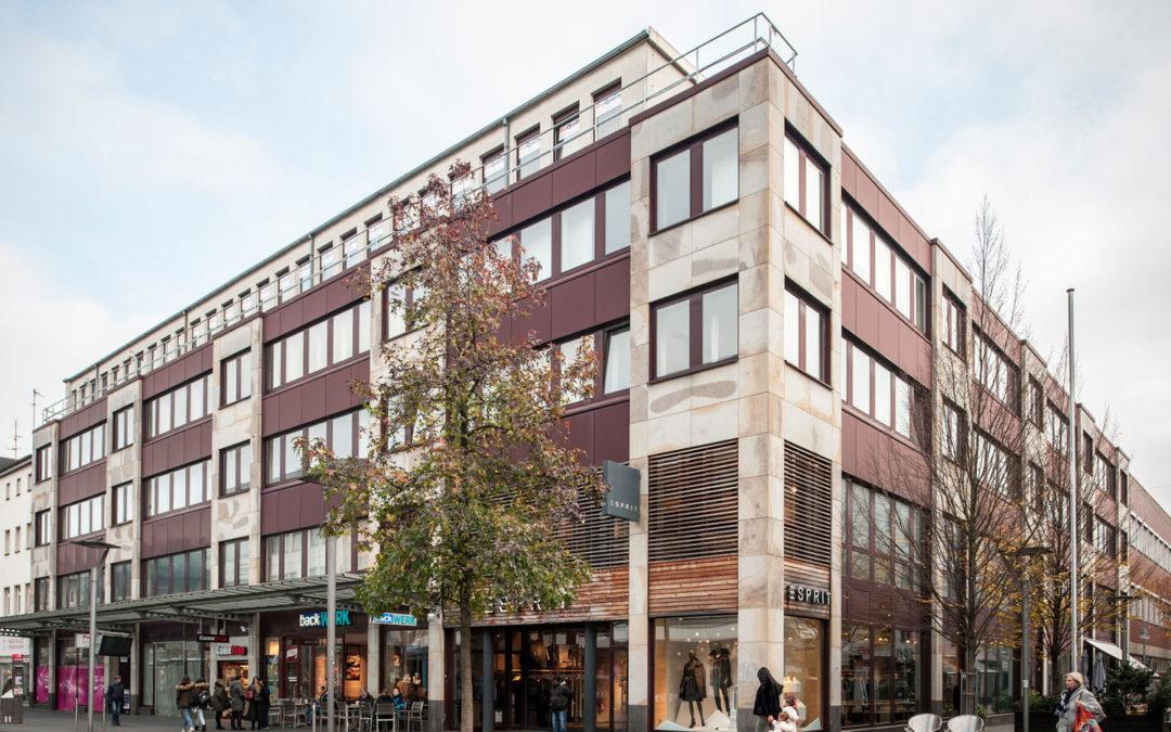 Schleiff erwirbt Büro- und Geschäftshauskomplex in Mönchengladbach
