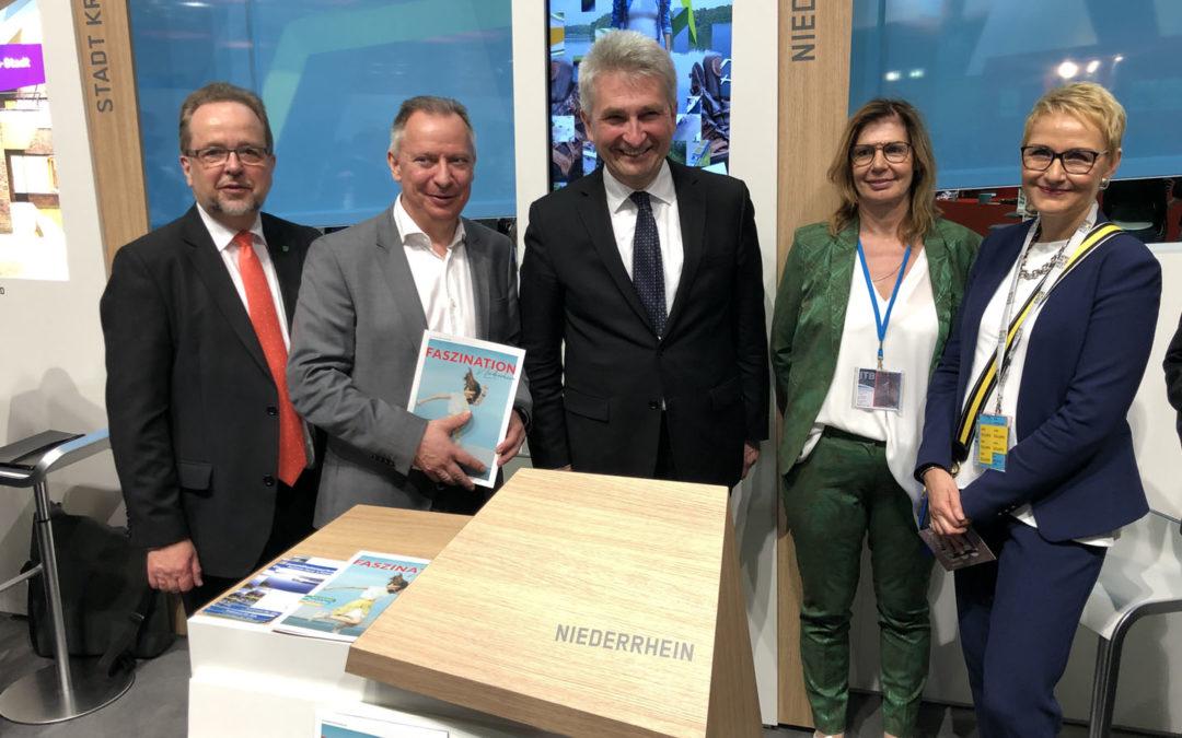 Niederrhein Tourismus: Emotionen und positive Bilder für eine neue DNA