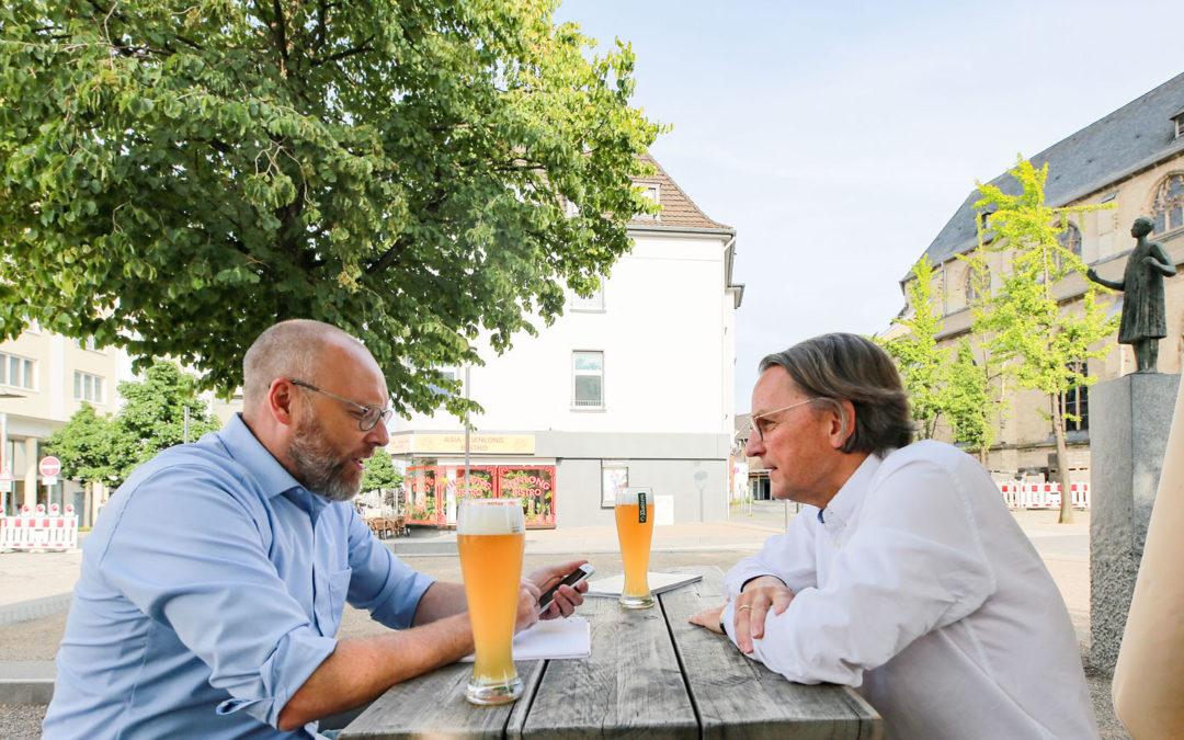 Stammtisch Wirtschaft – mit Dr. Gregor Bonin