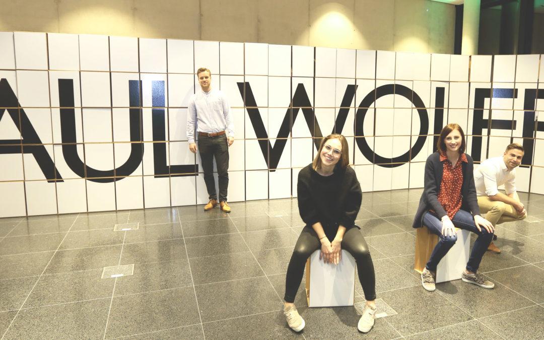Paul Wolff: Als Team im selben Takt arbeiten