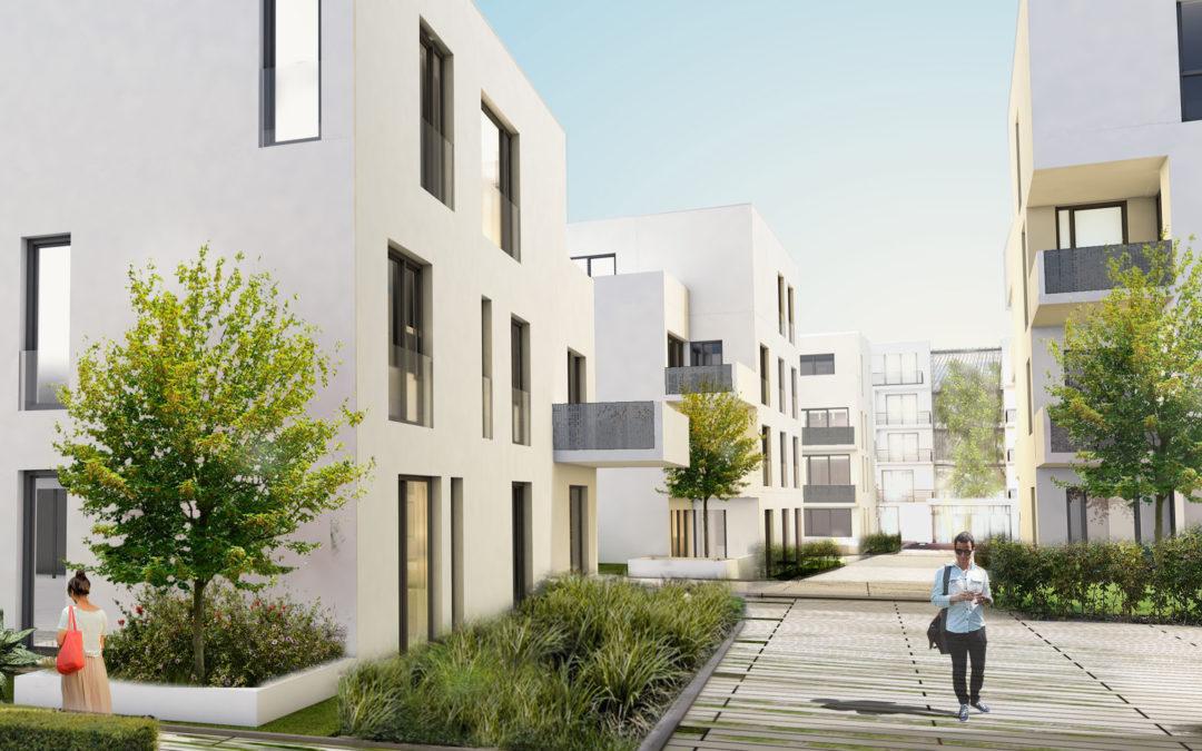 VIVAWEST schafft neuen bezahlbaren Wohnraum für den Niederrhein
