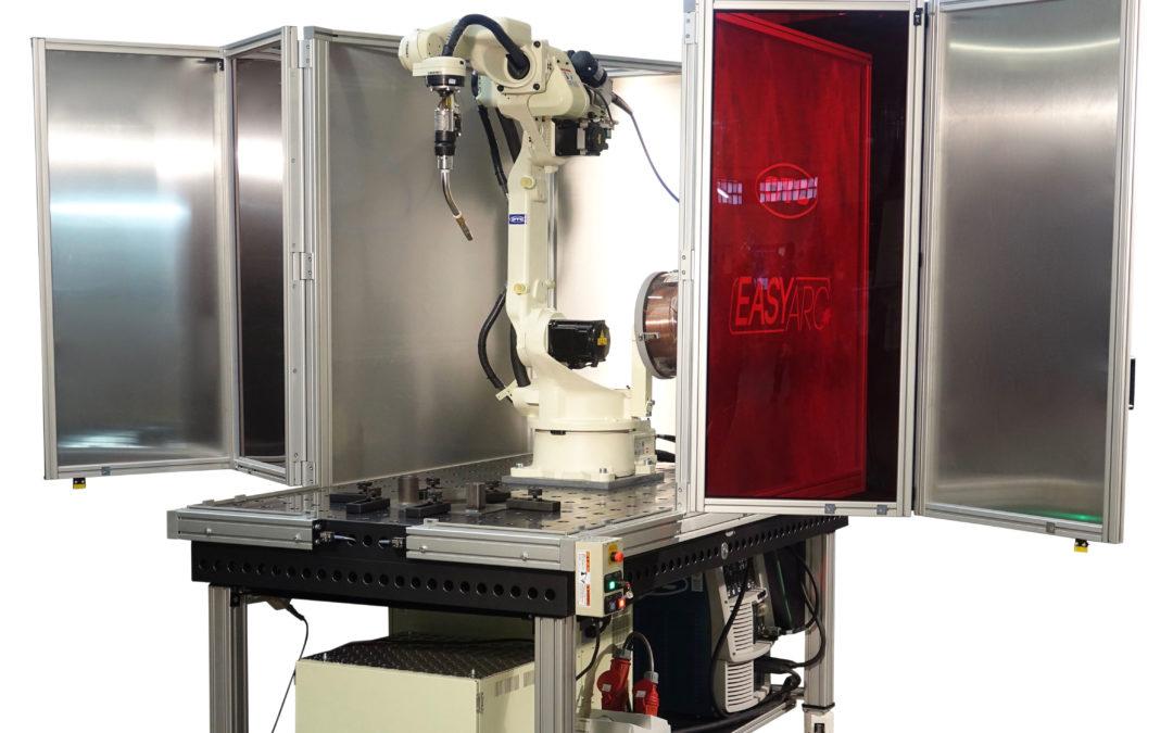 Robotertechnik gegen den Fachkräftemangel