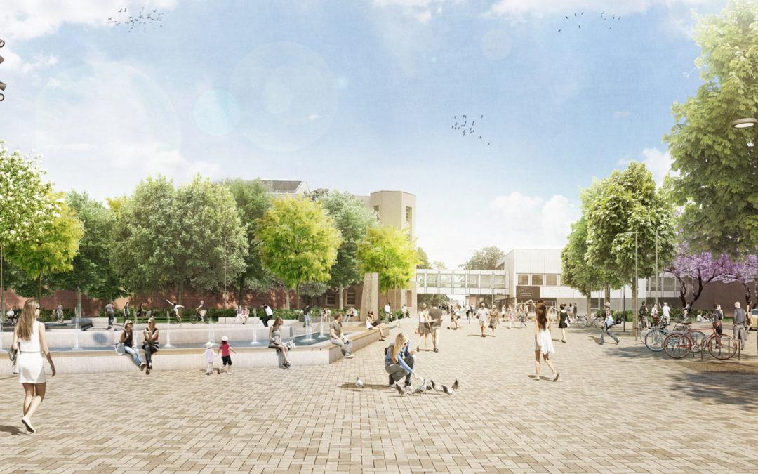 Platz der Republik: Umgestaltung ab Frühjahr 2021 / Investor für Croons-Quartier