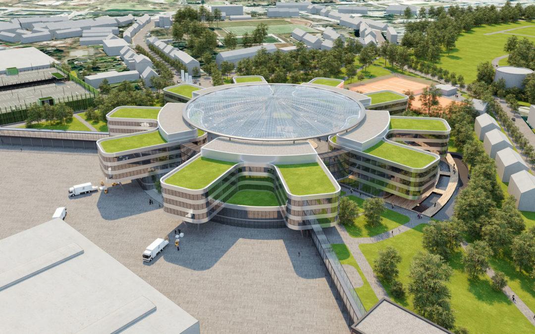 SMS Campus: Vision für eine moderne Arbeitswelt wird Realität