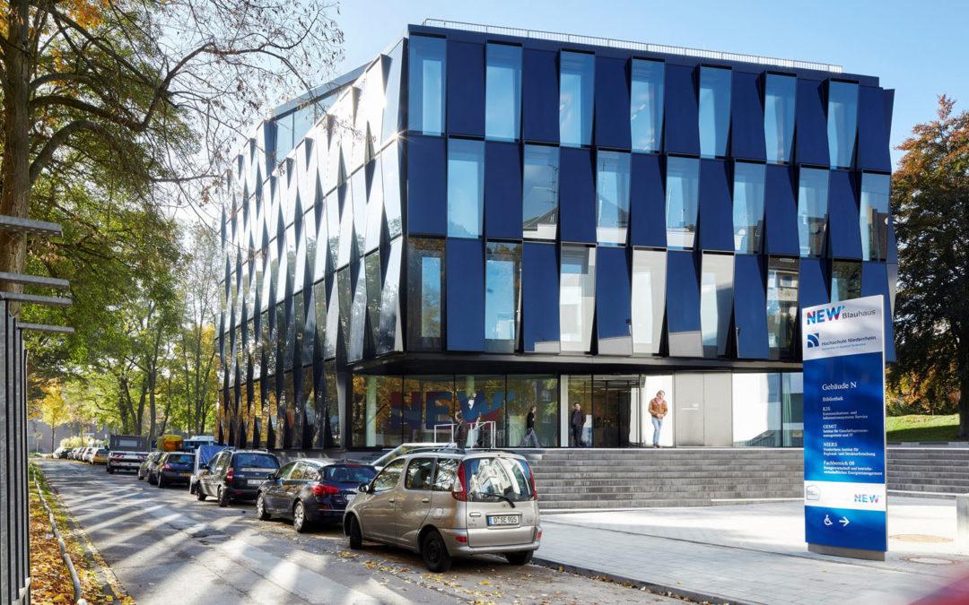 Architekturpreis: Der BDA sucht die besten Bauten am Niederrhein.