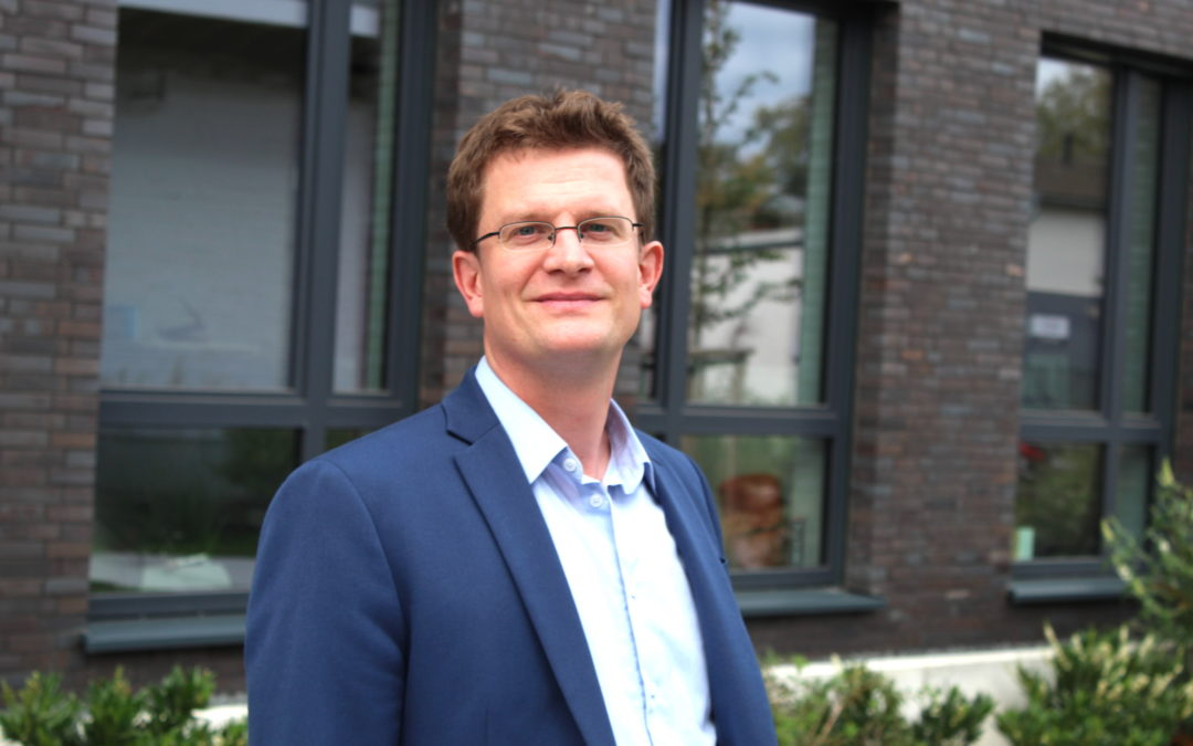 DORNIEDEN Gruppe holt Prof. Dr.Maximilian Schwalm ins Unternehmen