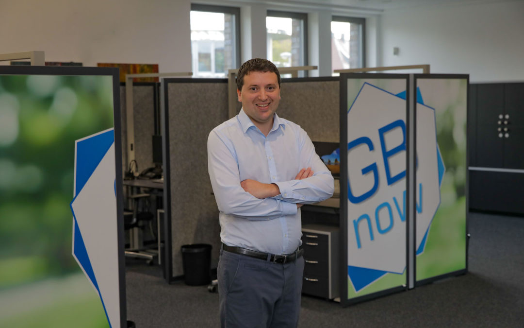 GBnow mit digitalem Bank-Knowhow