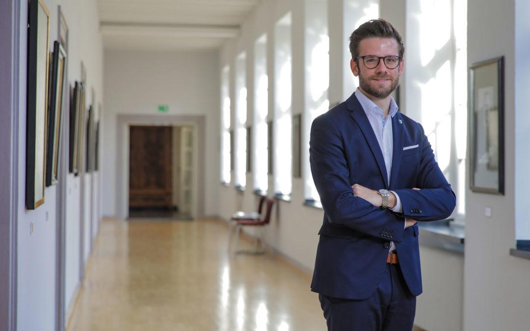 """Felix Heinrichs: """"Unsere Stadt ist nicht perfekt – das macht sie cool"""""""
